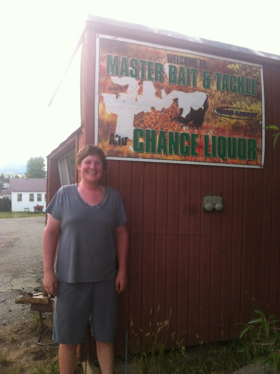 This store, Master Bait and Tackle is one I visited when riding Cross Country in 2010, I was excited to re-discover it the first day of our road trip!