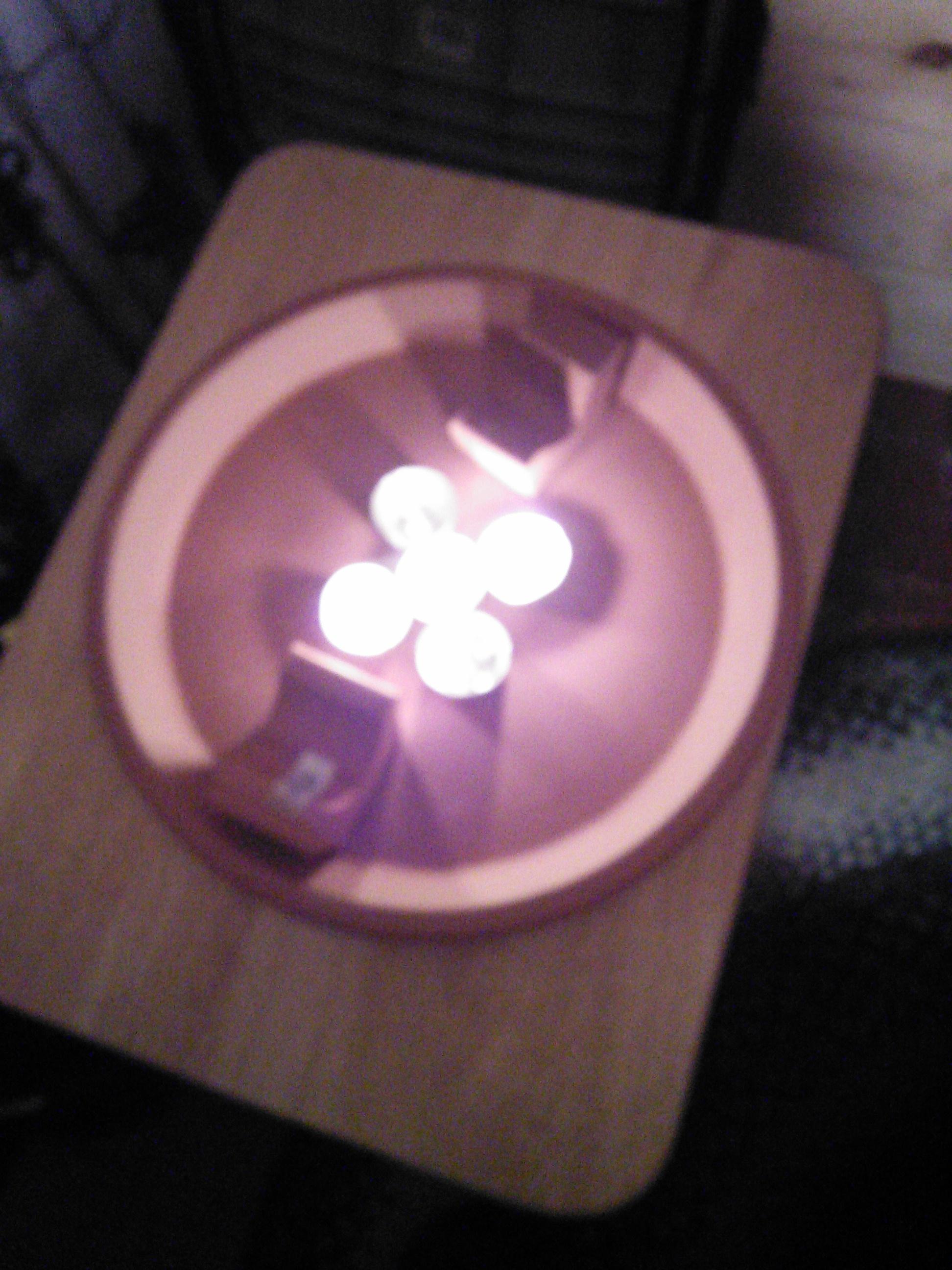 Tiny DIY Clay Pot Heater